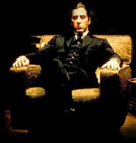 Mr. Corleone Goes to Washington