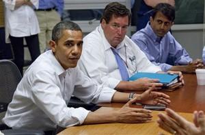 Feds halt work on LA sand berms – American Thinker. – June 24, 2010