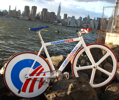 Obama to fed workers: ride your bikes to work and leave the driving to me