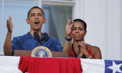 He can't resist: Obama bashes Founders on the 4th of July – American Thinker. – July 6, 2010