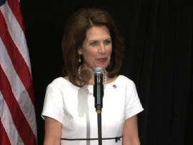 Questioning Michele Bachmann's Foster Parent Claims