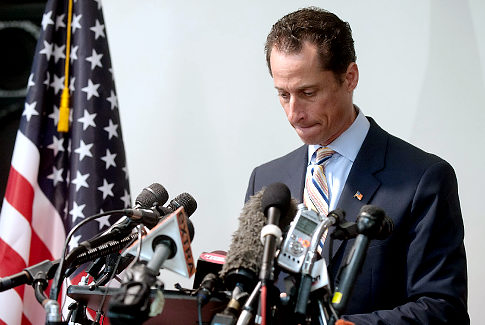 Corndogs and a Disgraced Weiner