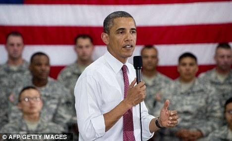 General Obama's Military Gaffe Machine
