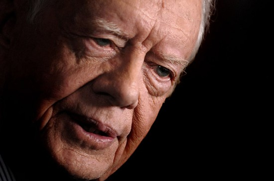 Jimmy Carter Wishes Lil' Un Success