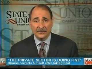 The David Axelrod's 'Not Doing Fine' Talk Show Appearance