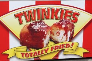 Bye-Bye, Fried Twinkies