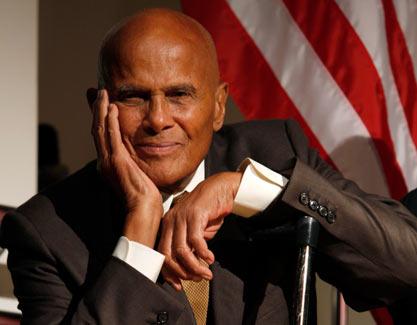 Harry Belafonte Suggests that Barack Obama Jail Political Detractors