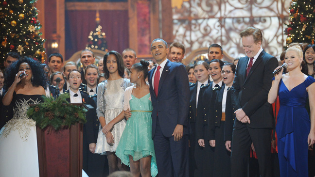 Share-the-Wealth' Obama's Charitable Christmas Message
