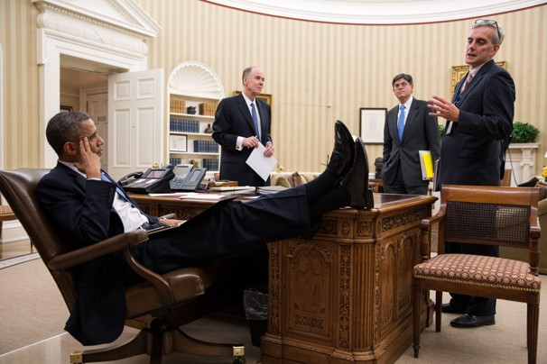 Obama's Inner Circle and the 'War on Women'
