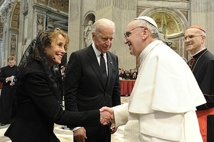 Pelosi and Biden Eat and Drink Judgment