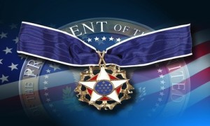 The Medal of Freedom Free-for All