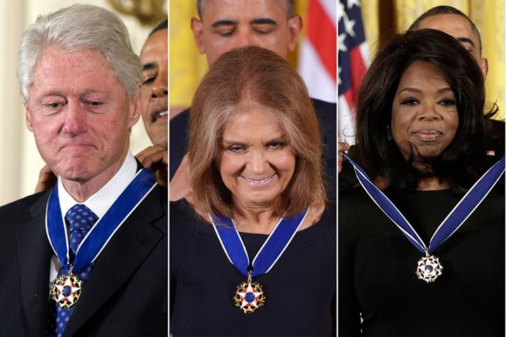 The Presidential Degradation of the Medal of Freedom