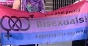 A Backroom Bisexual Visibility Day