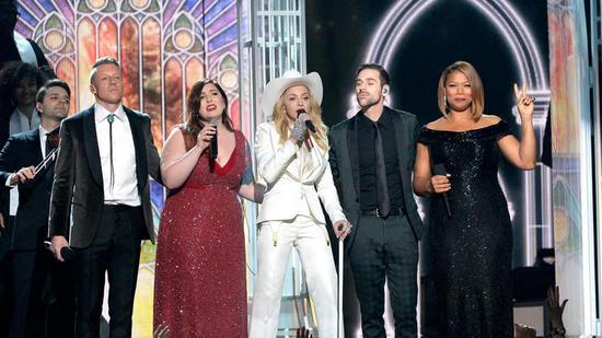 Creepy: The Grammy Award Marriage Cantata