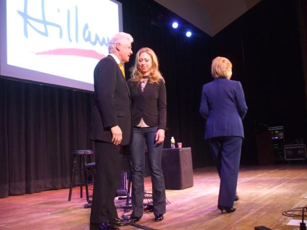 You Go, Girls! Bill Clinton Empowers the G(irls)20 Summit?