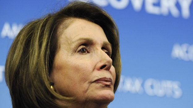 Nancy Pelosi,'Crisis Opportunist' Spokesperson