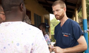 RESCUED! NOW A RESCUER: Kent Brantly's True Calling