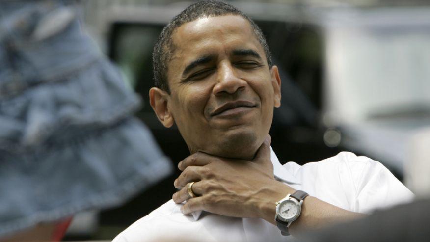 Barack Obama: Mortal Flesh Like the Rest of Us