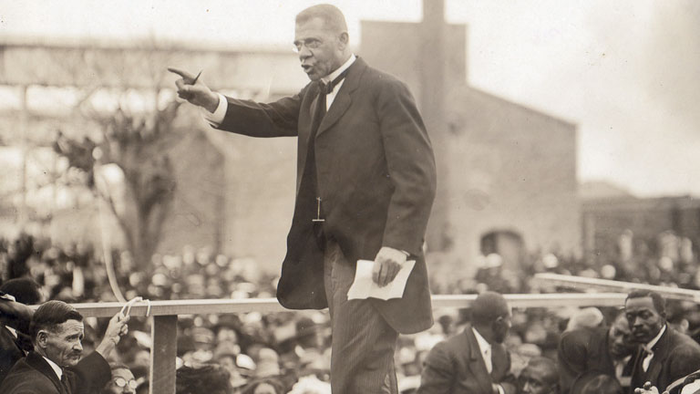 Michelle Obama Should Have Read the Founder of Tuskegee University Before She Spoke There