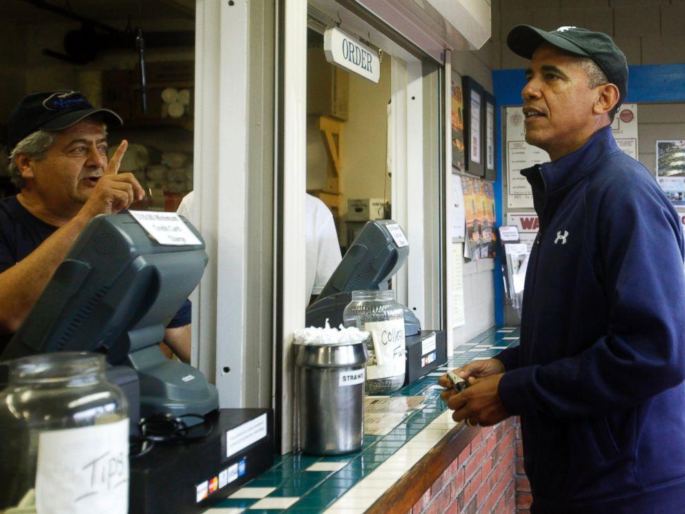 NO TIME FOR KATHRYN STEINLE! Obama Focused on Martha's Vineyard