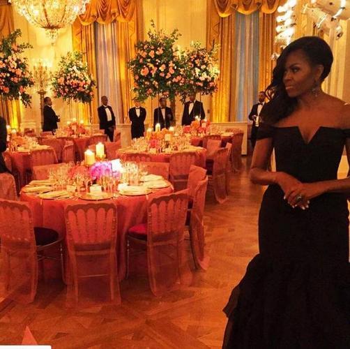 Barack Obama's 'Socially Segregated' State Dinner