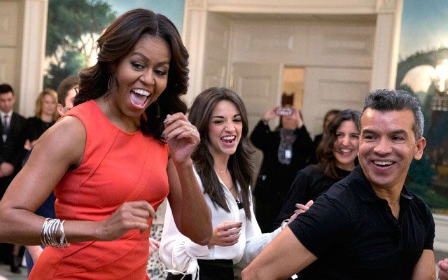 After ISIS's Dance of Death Michelle Does the Conga