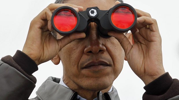 Obama Spies on His Enemies in Congress