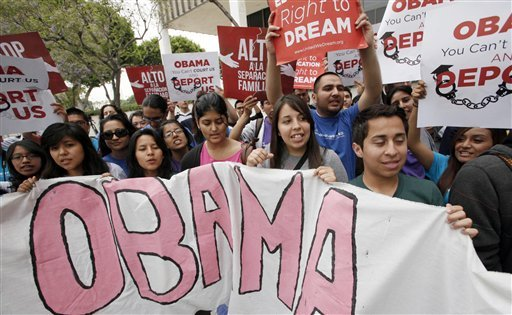 Obama embraces illegals with STDs