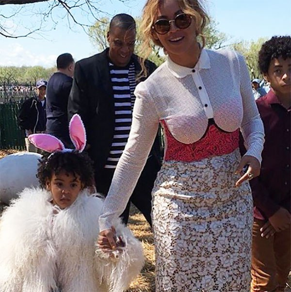 Did You See Beyoncé and Michelle Obama Inciting Sexism on Easter Sunday?