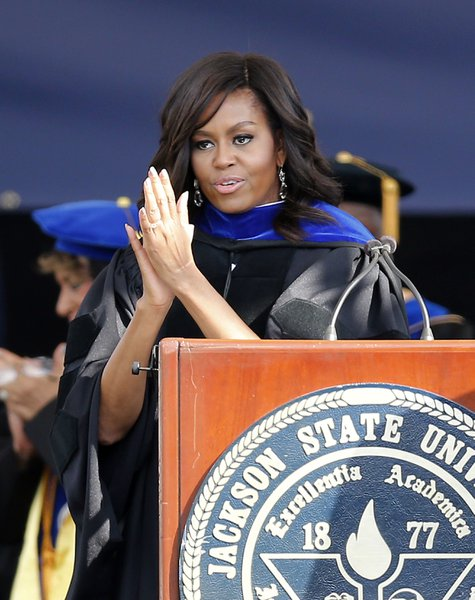Michelle's Historically Black Attempt to Malign Mississippi