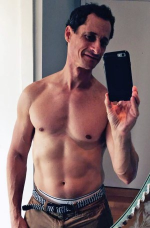 Did Anthony Weiner homeschool a 15-year-old?