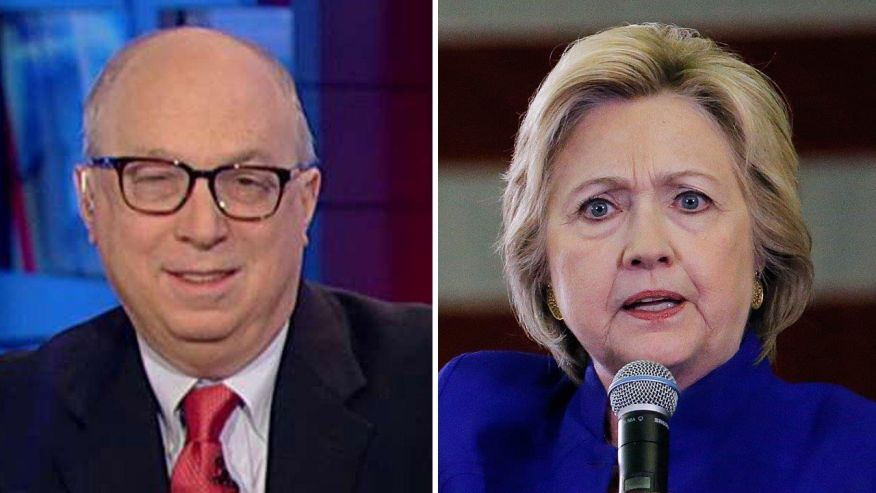 Doug Schoen puts his support for Hillary on hold