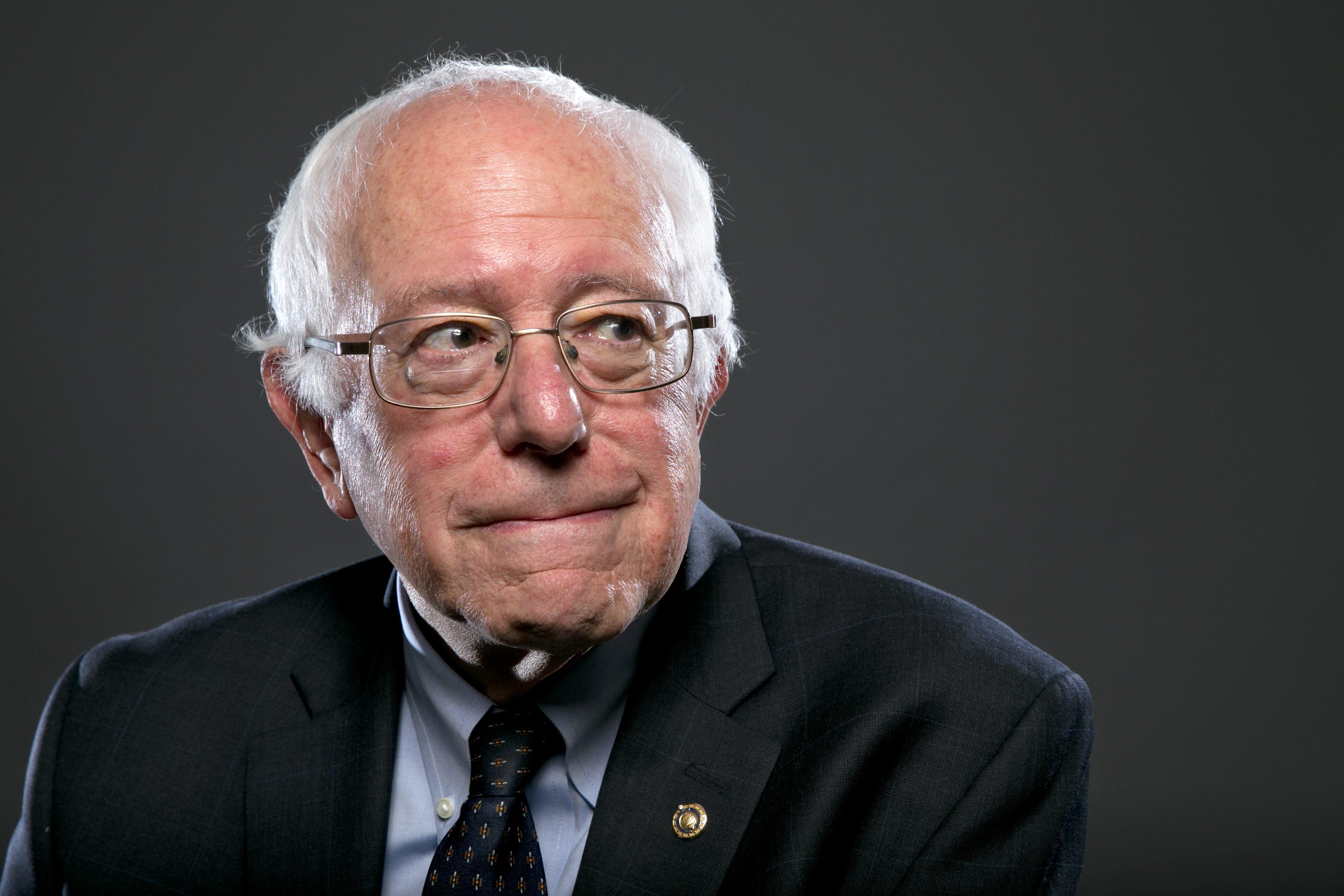 Bernie Sanders disagrees with Jesus