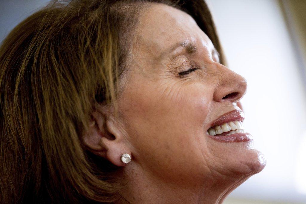 Grandma Pelosi Uses Wannabe Guatemalan Grandson To Push Her DACA Agenda